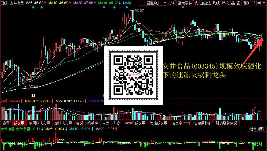 安井食品(603345)规模效应强化下的速冻火锅料龙头