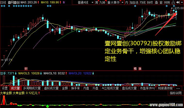 壹网壹创(300792)股权激励绑定业务骨干,增强核心团队稳定性
